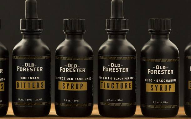 Old Forester unveils range of bitters, syrups and tinctures