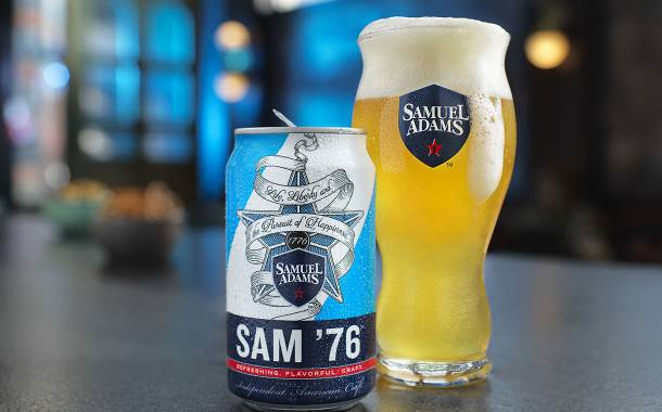 The Boston Beer Company unites beer and ale with new Sam '76