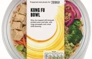 Tesco responds to demands for vegan food with plant-based line