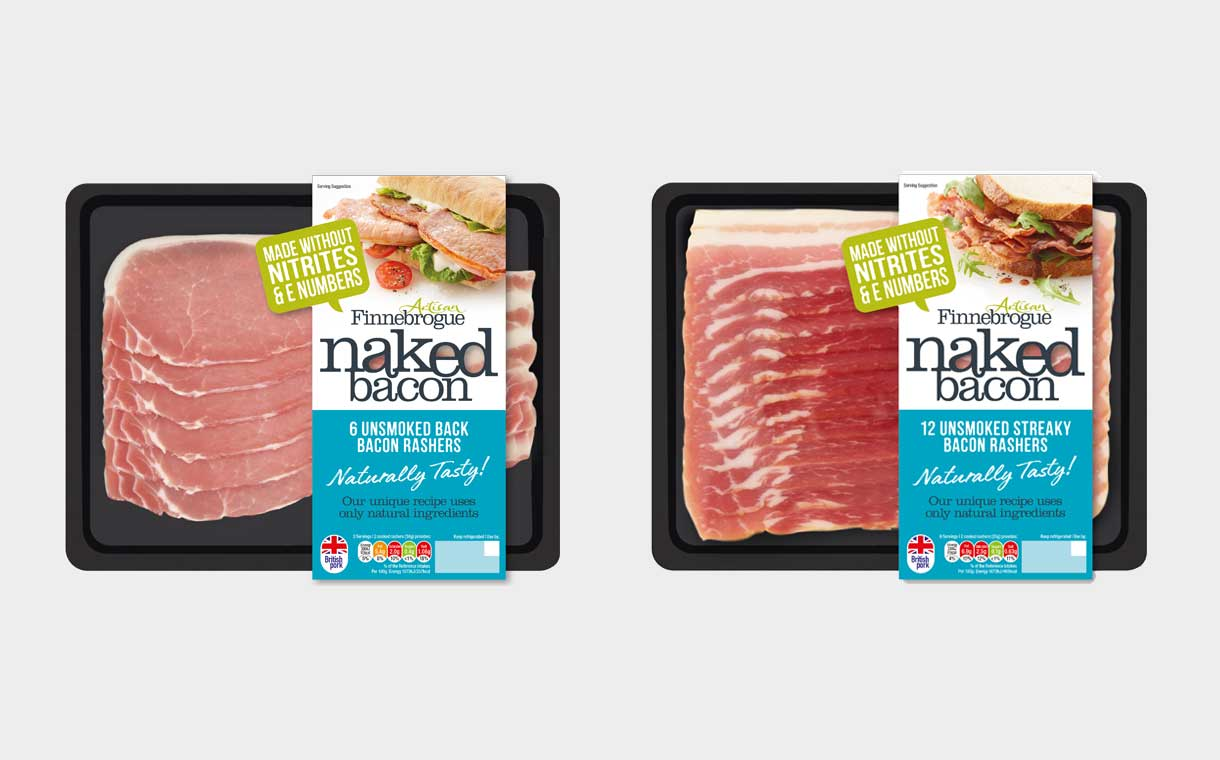 Finnebrogue invests £17m to boost nitrite-free bacon output