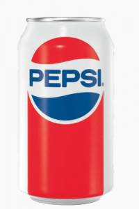 Pepsi 12-oz. can with Limited-Edition Retro Packaging (PRNewsfoto/PepsiCo)