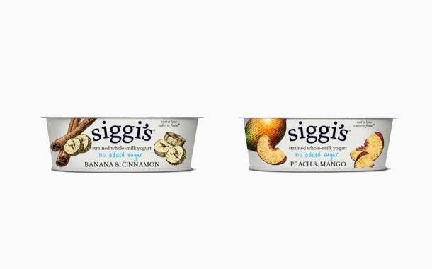 Siggi's introduces fruit yogurt made with no added sugar