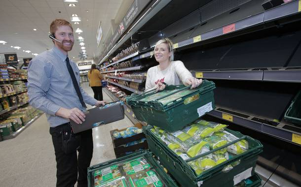 Aldi UK and Ireland pledges to halve food waste by 2030