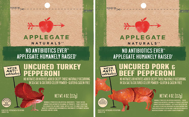 Hormel's Applegate uses dry-curing for new pepperoni line
