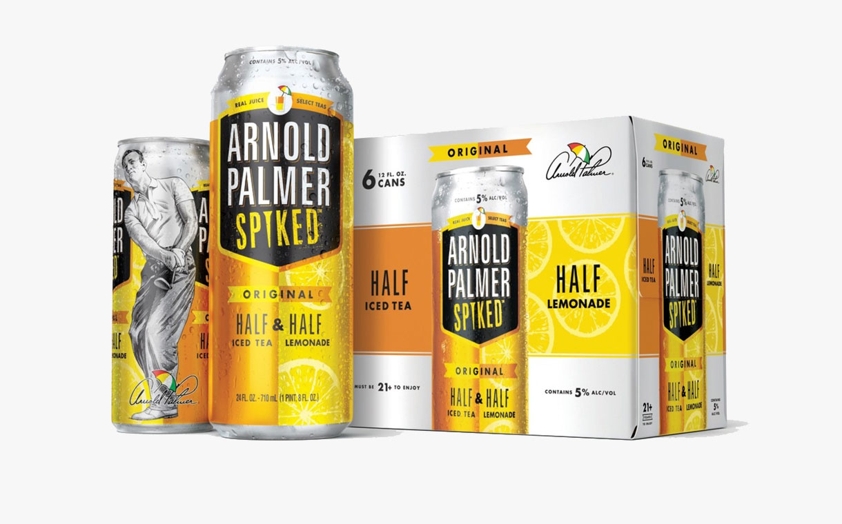 MillerCoors and AriZona create alcoholic Arnold Palmer drink