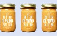 Better Almond Butter launches with three-strong spread range