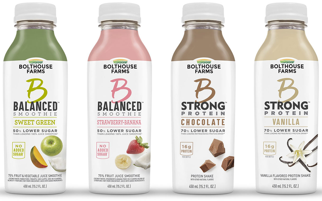 Bolthouse Farms Protein Drinks