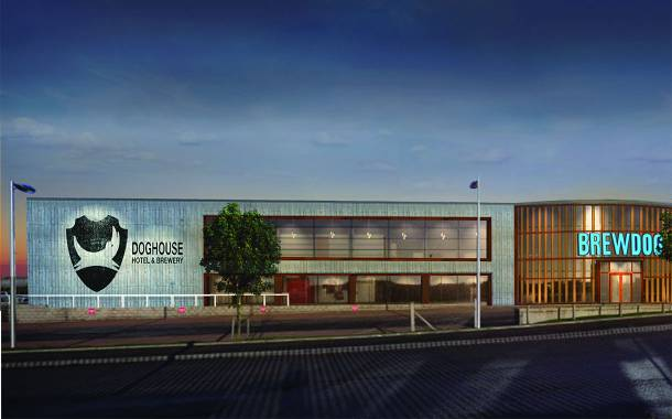 BrewDog to up Scottish output and construct craft beer hotel