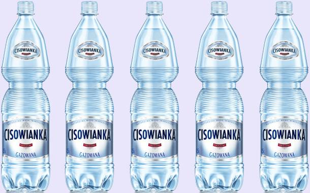 Agr International unites with Cisowianka for new water bottles