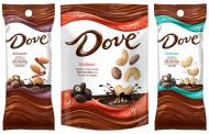 Mars introduces Dove chocolate-covered cashews and almonds