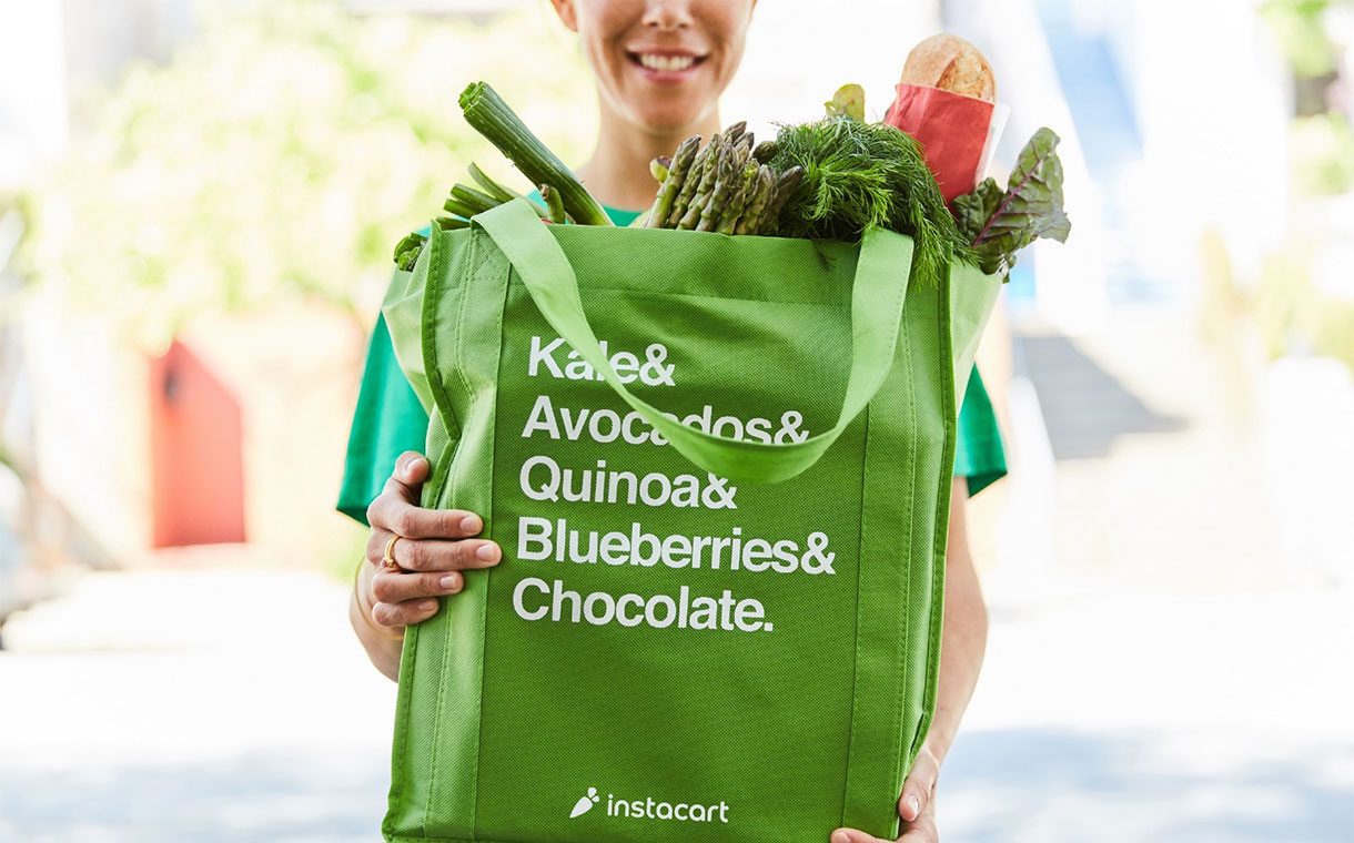 Instacart raises $200m in funding which values company at $4.2bn
