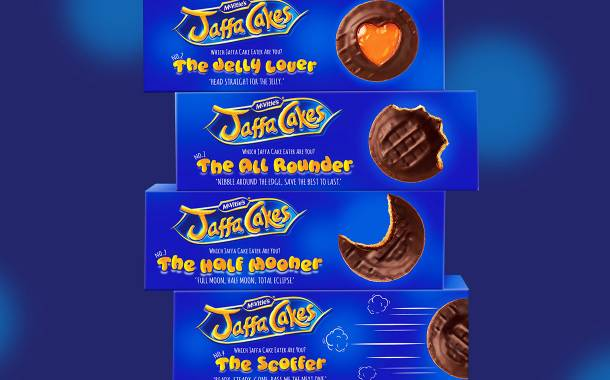 Jaffa Cakes packaging updated in bid to engage with consumers