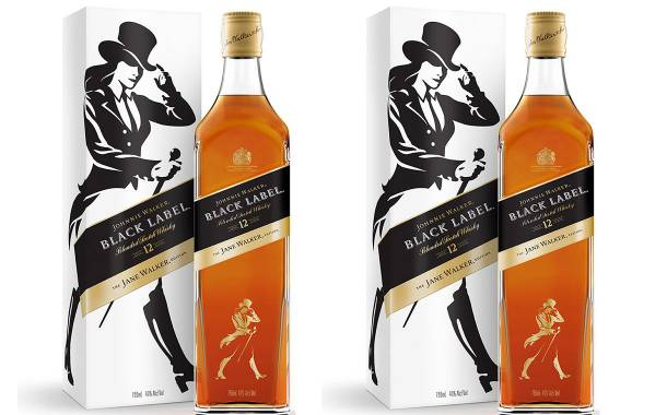 Diageo promotes gender equality with new Jane Walker Scotch