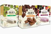 Julie's Organic introduces three new ice cream products