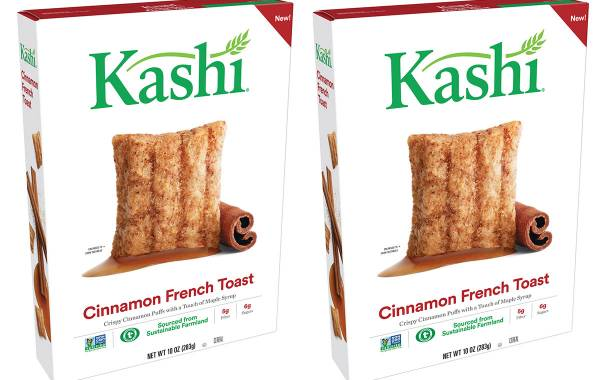 Kellogg-owned Kashi releases cinnamon French toast cereal