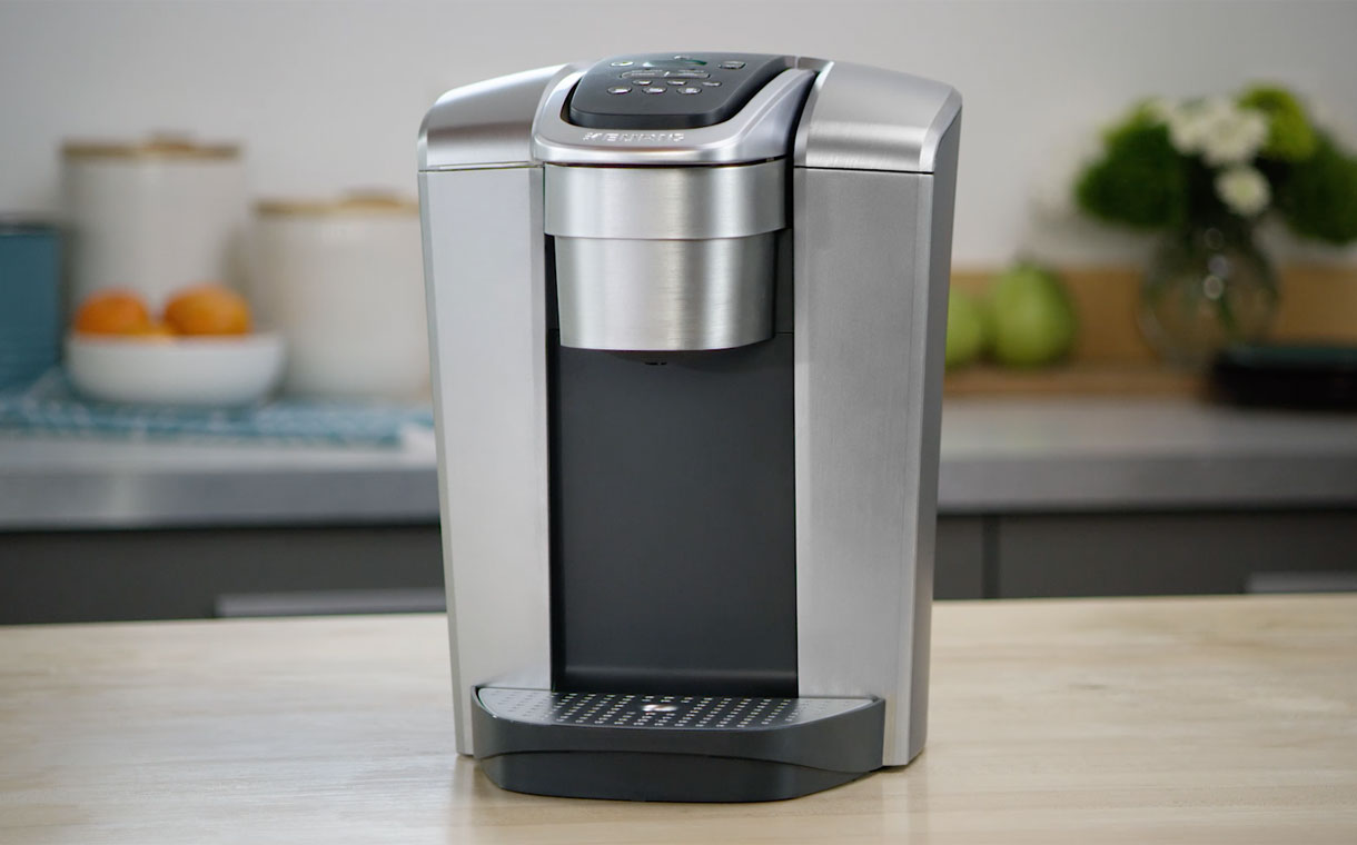 Keurig Expands Its Coffee Machine Range With The K Elite