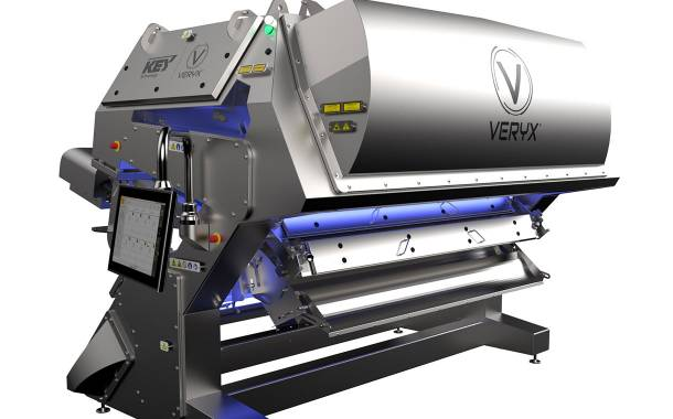 Key Technology launches high-capacity VERYX digital sorter