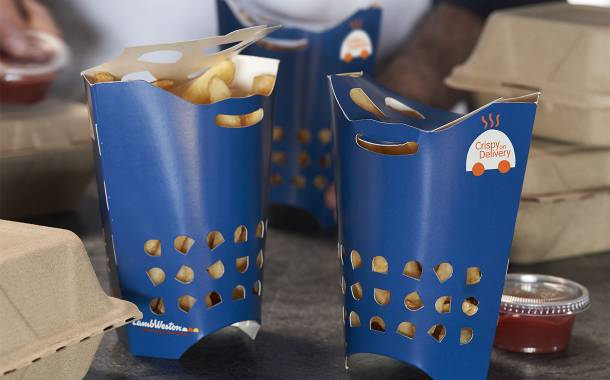 Lamb Weston launches solution to keep chips hot and crispy