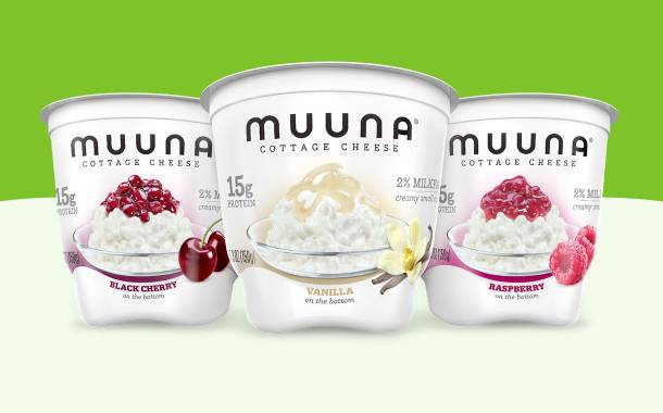 Muuna adds three new flavours to its cottage cheese range