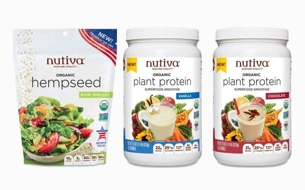 Nutiva unveils hempseed product and superfood smoothies