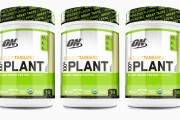 Optimum Nutrition releases its first plant-based protein powder