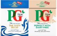 Unilever's PG Tips launches tea for mixing with non-dairy drinks