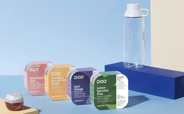 PepsiCo launches customisable Drinkfinity range in the US