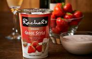 Rachel's launches strawberry and champagne-flavoured yogurt