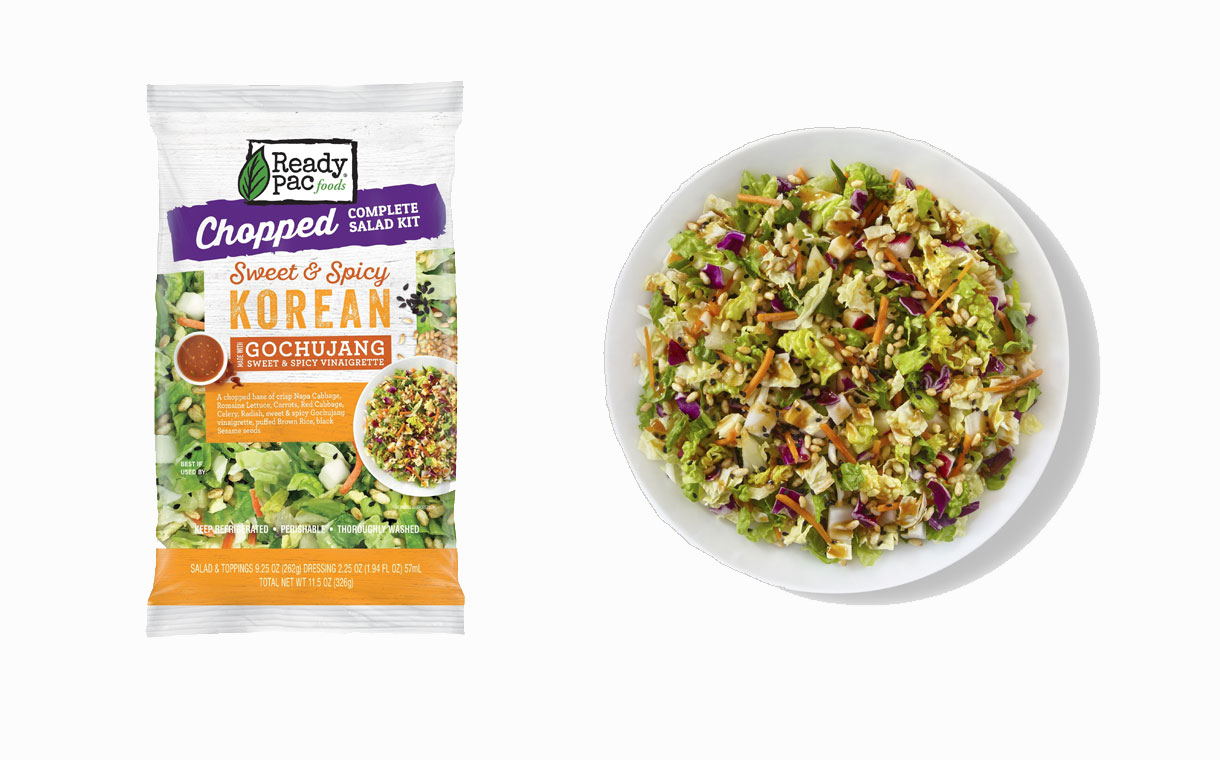 Ready Pac Foods launches new salad kit for US consumers