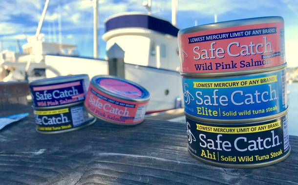 Safe Catch receives $5m to develop low-mercury fish lines