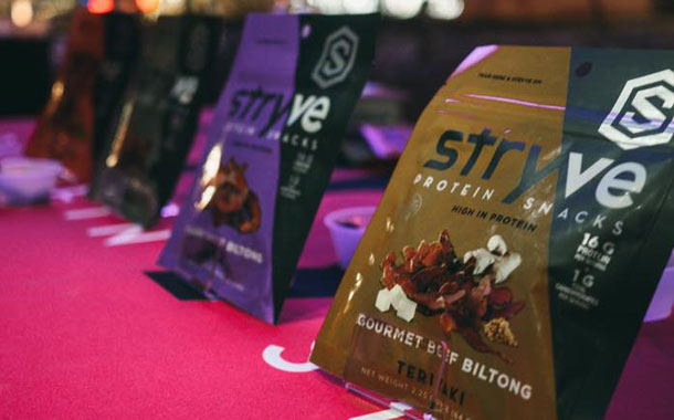 Stryve Biltong receives $10m in funding as it aims to drive growth