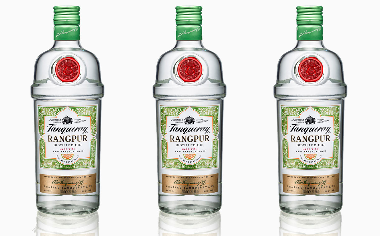 Tanqueray Rangpur gets a new look as it enters new markets