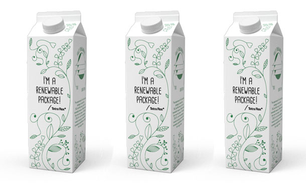 Tetra Pak delivers half a billion Tetra Rex Bio-Based cartons