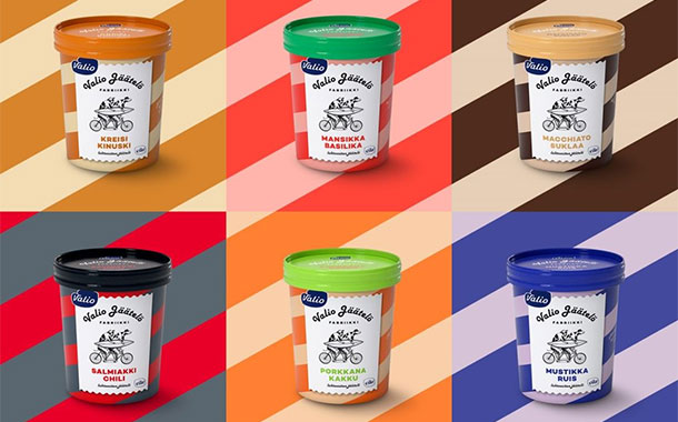Valio launches lactose-free line of ice creams in Finland and Russia