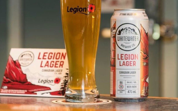Whitewater Brewing launches Legion beer in British Columbia