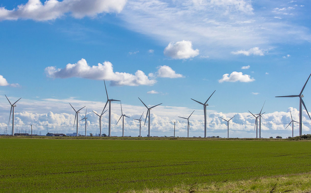 DSM to use 100% renewable energy in the Netherlands