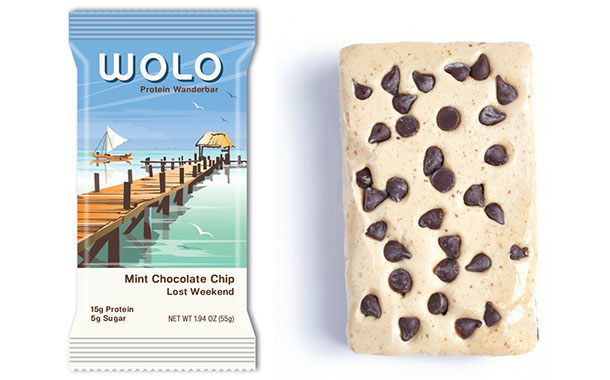 Wolo WanderSnacks launches protein bars designed for travel
