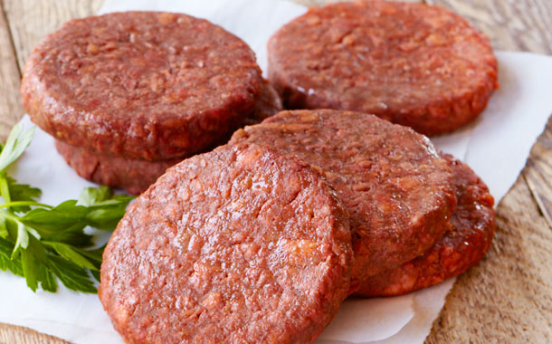 Don Lee Farms releases its first organic plant-based raw burger