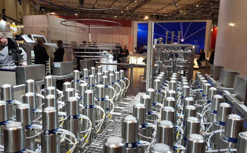 Gallery: A selection of photos from Anuga FoodTec 2018