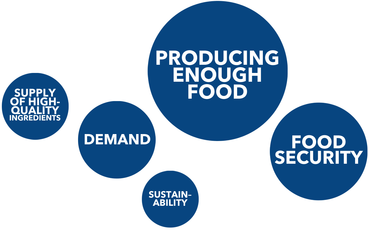 Sustainability and food security on the agenda at Anuga ...