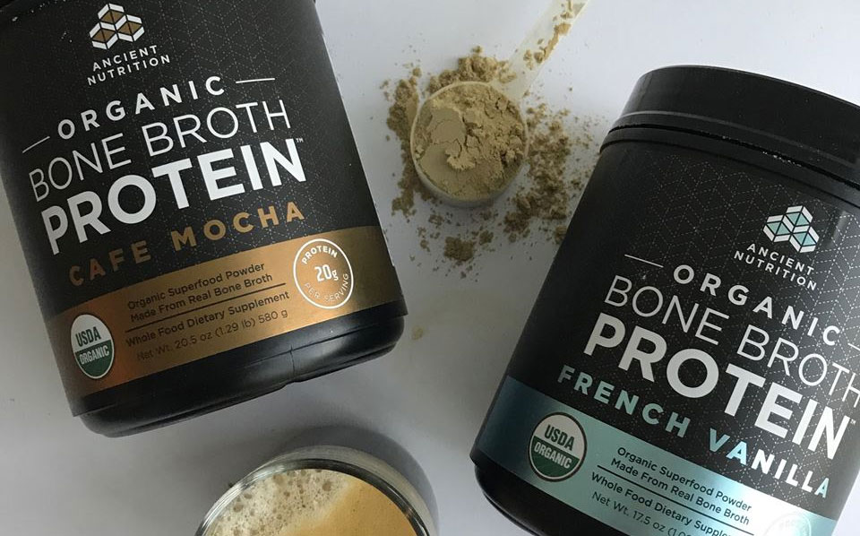 Ancient Nutrition secures $103m to promote bone broth protein