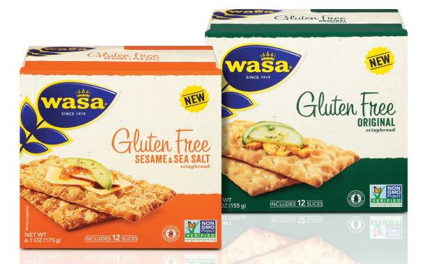 Barilla-owned Wasa releases its first gluten-free crispbreads