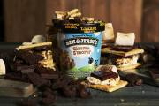 Ben & Jerry's unveils limited edition 'S'mores' ice cream