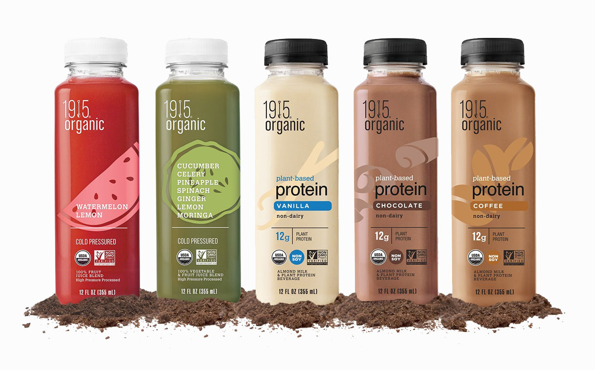 Bolthouse Farms unveils new plant-based protein drinks and juices