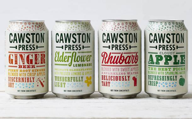Cawston Press responds to UK Sugar Levy with new recipes