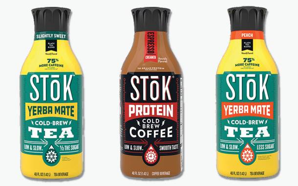 Danone-owned Stok releases two new cold brew drinks in the US