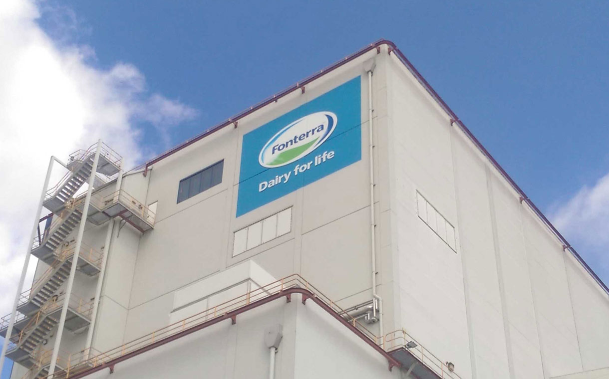 Fonterra agrees production partnership with Apollo Foods