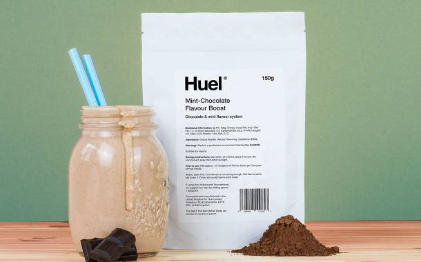 Huel adds mint chocolate flavour to boost meal replacement offer