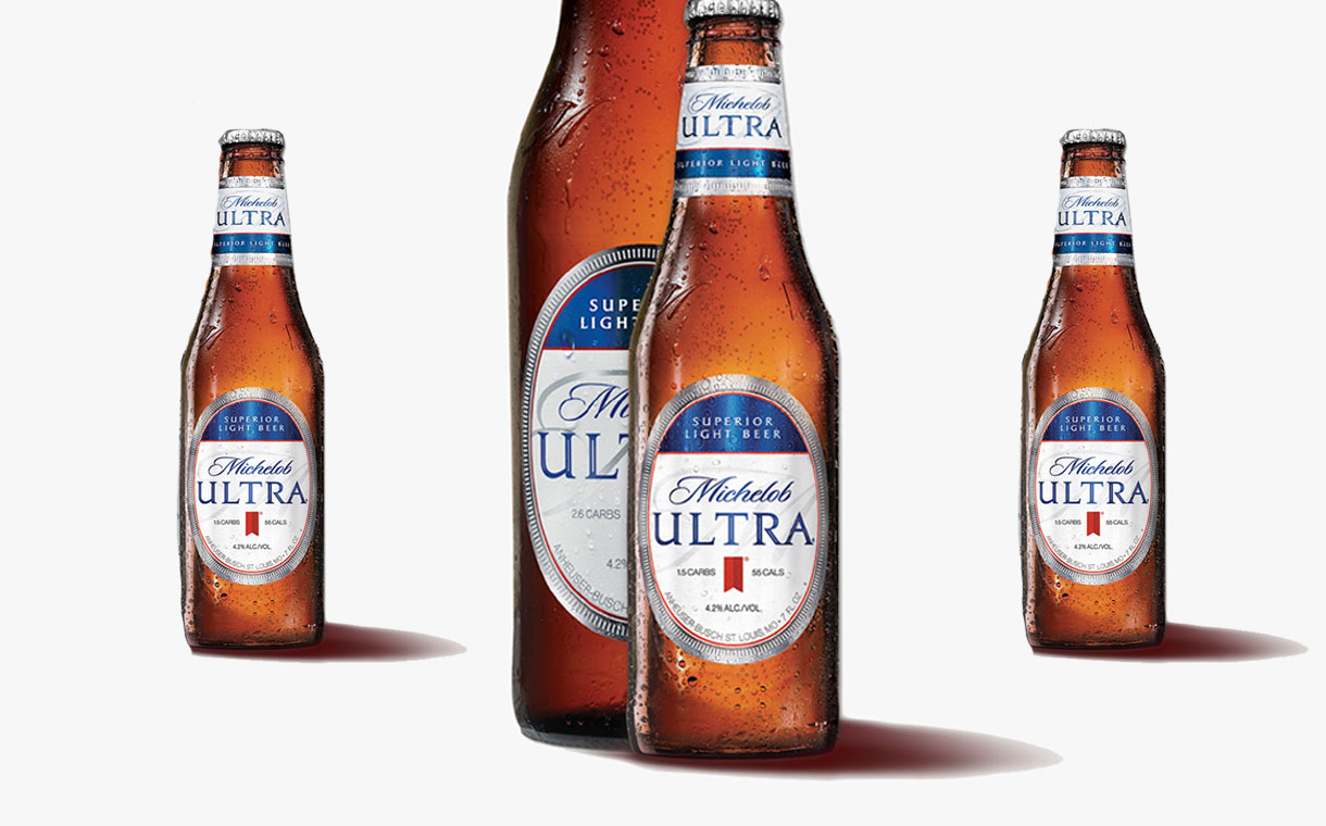Awesome AB InBev Releases Michelob Ultra Light Beer Line In 7oz Bottles Amazing Ideas
