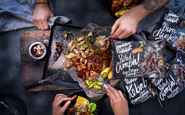 Meat alternative brand Oumph secures first UK retail listing